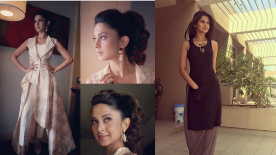 Jennifer winget the glamorous diva of indian tv series the fashion and city - Fashion diva tv ...