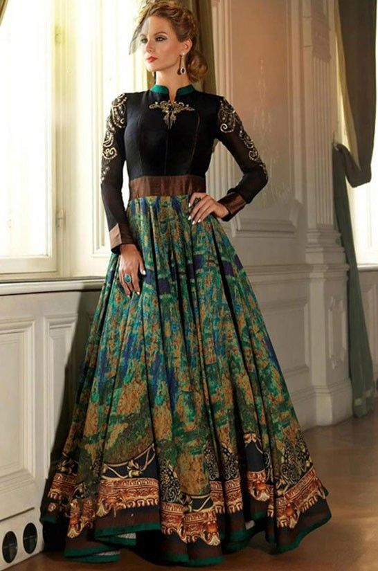 Long-Anarkali-Suits-Designs-Online-Engagement-Ceremony
