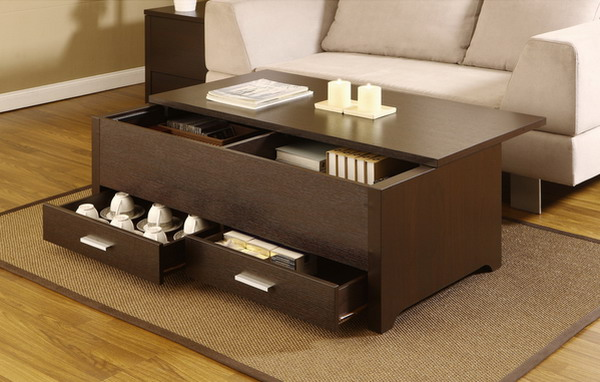 living-room-coffee-table-decorating-ideas-wood-throughout-decorations-16