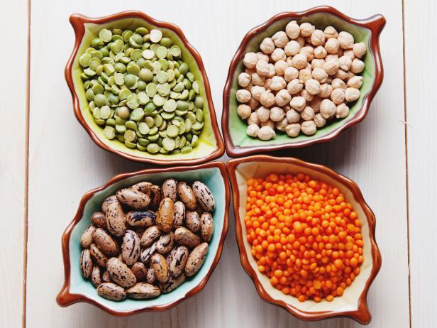 Grain and pulses