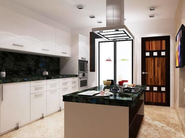 island-modular-kitchen